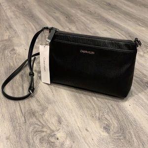 Calvin Klein Casual Black Crossbody Bag/Purse